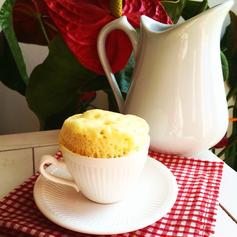 Mug cake citron façon ti punch