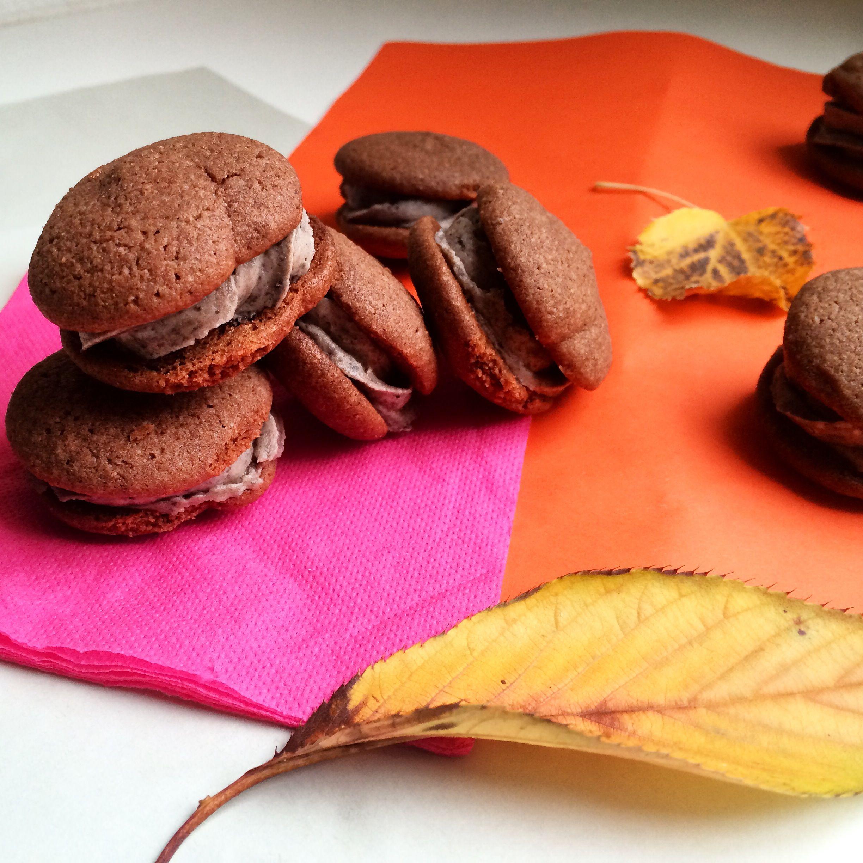 Whoopies Chocolat Oreo – Foodista Challenge #2