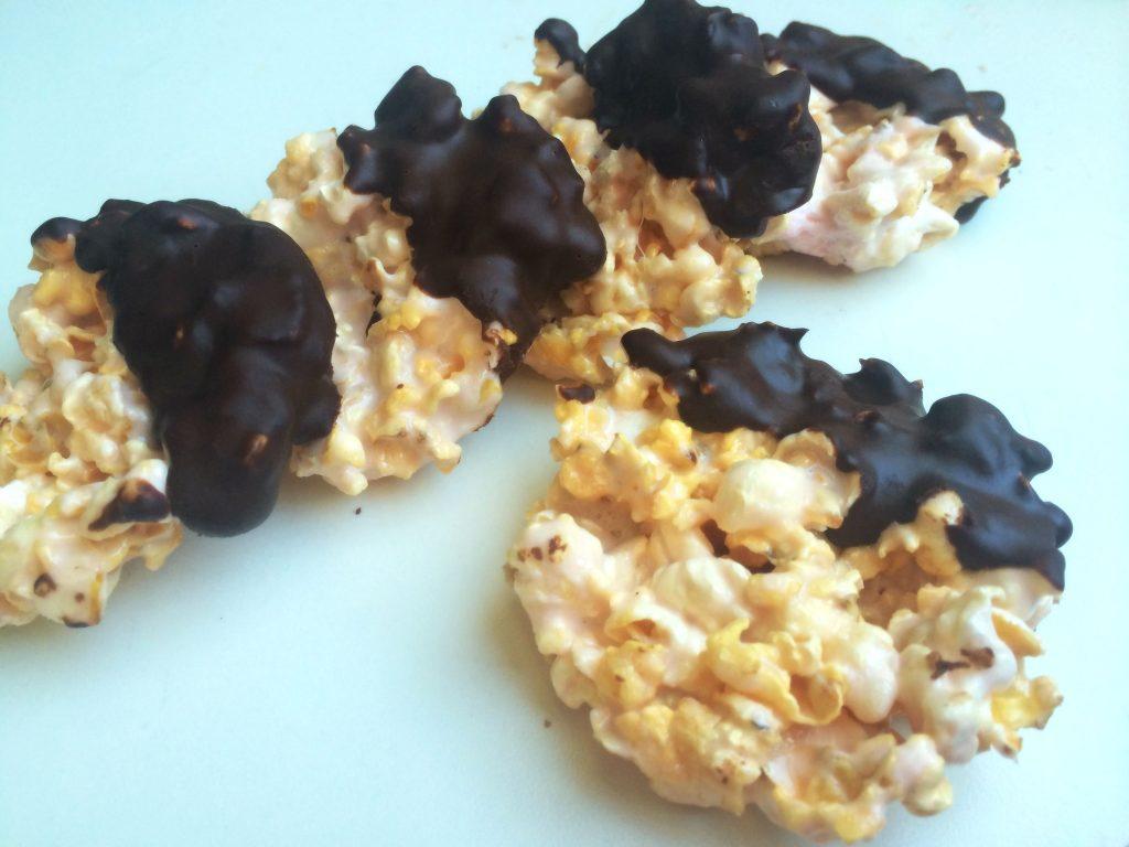 Galette popcorn