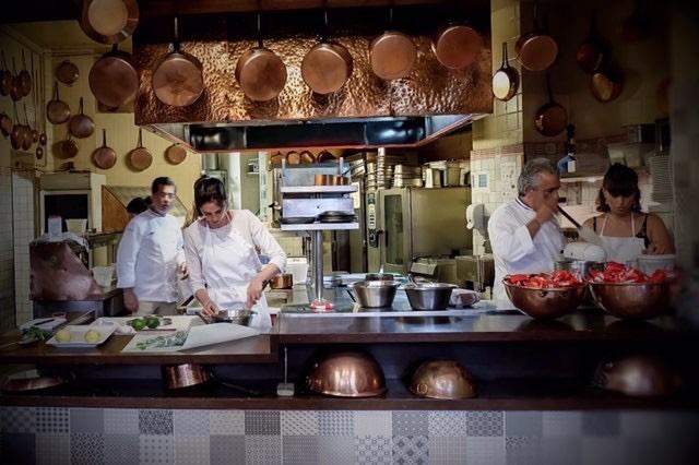 Escapade au Mont-Saint-Michel – Dans la cuisine de la Mère Poulard