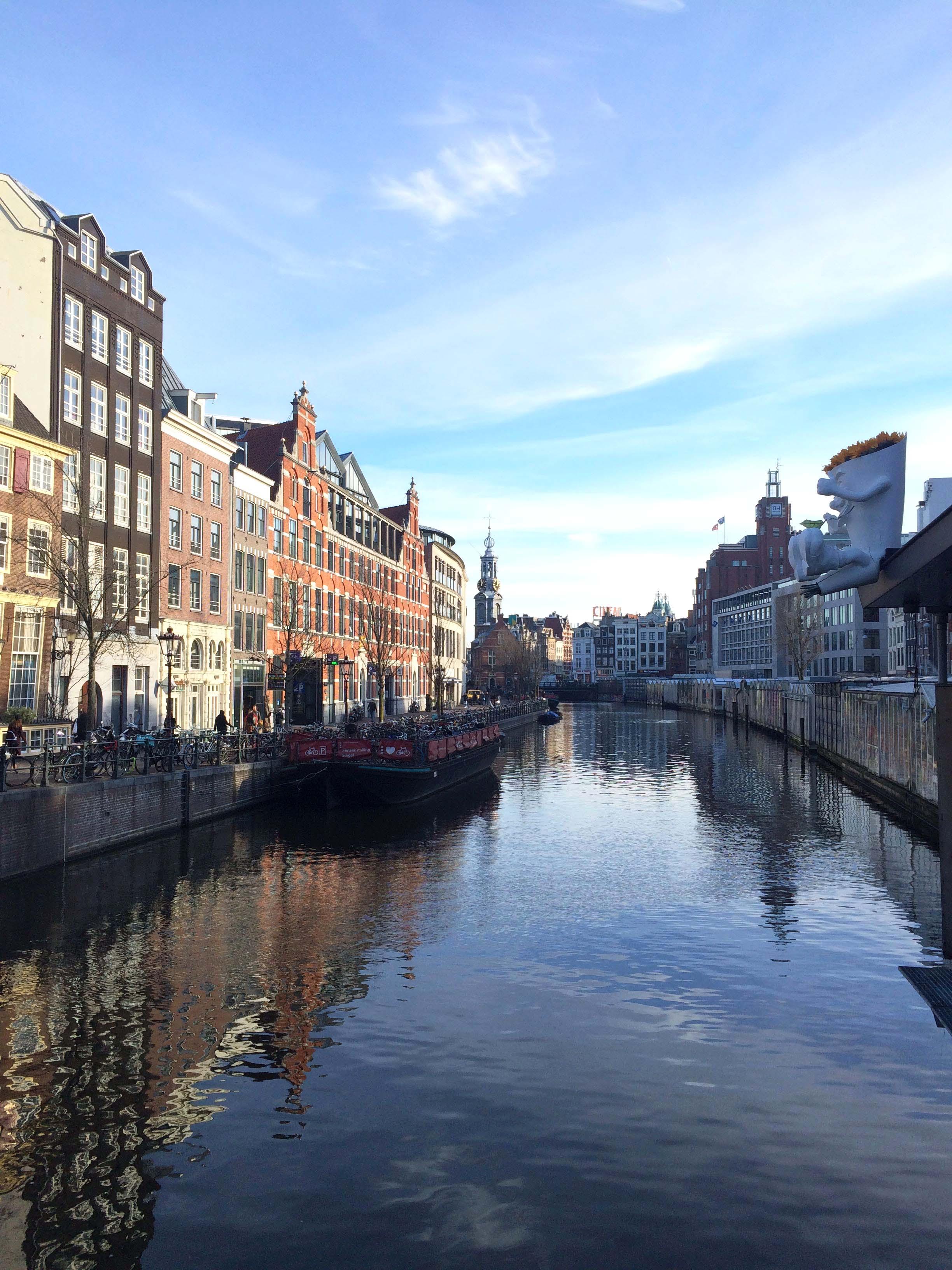 4 adresses pour un weekend à Amsterdam
