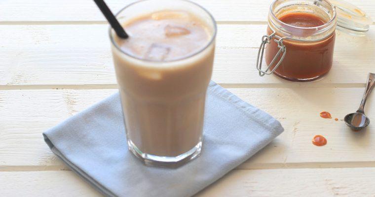 My caramel latte
