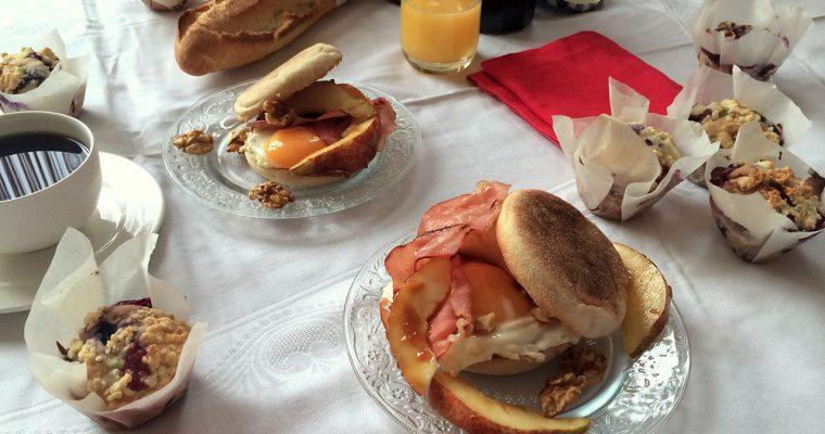 Le muffin dans tous ses états – Foodista Challenge #3