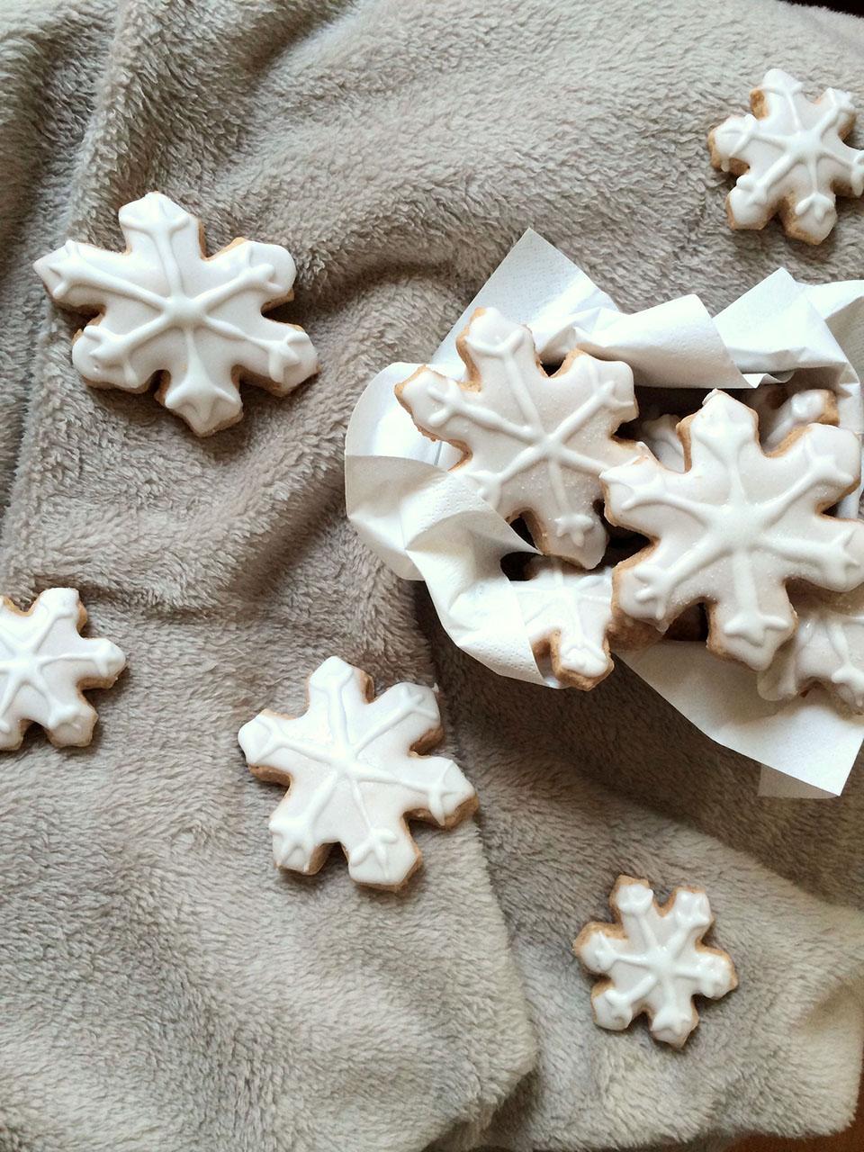 Biscuits de Noël à la cannelle – Foodista Challenge #4