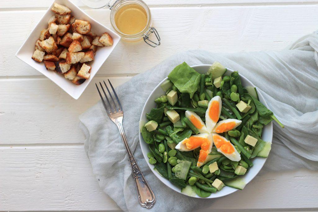 Salade verte 2