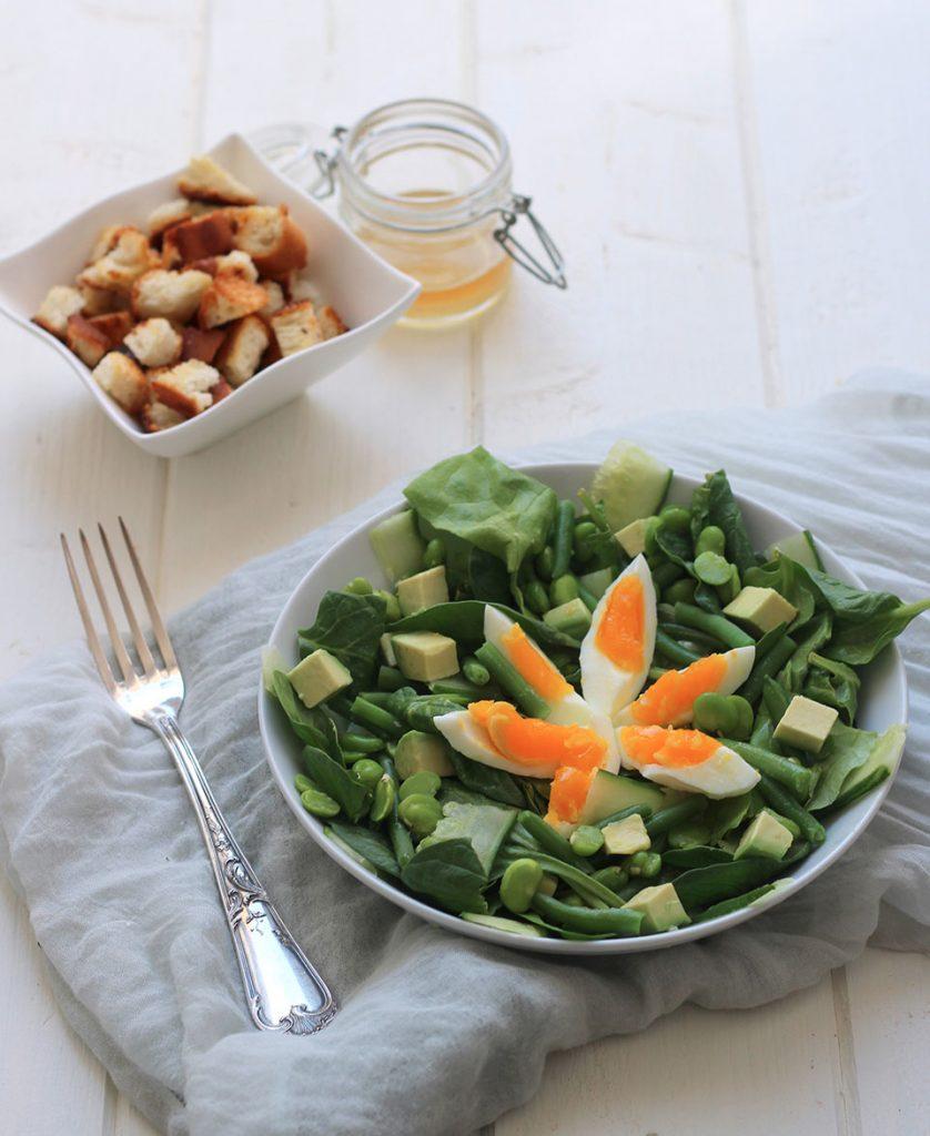 Salade verte 4