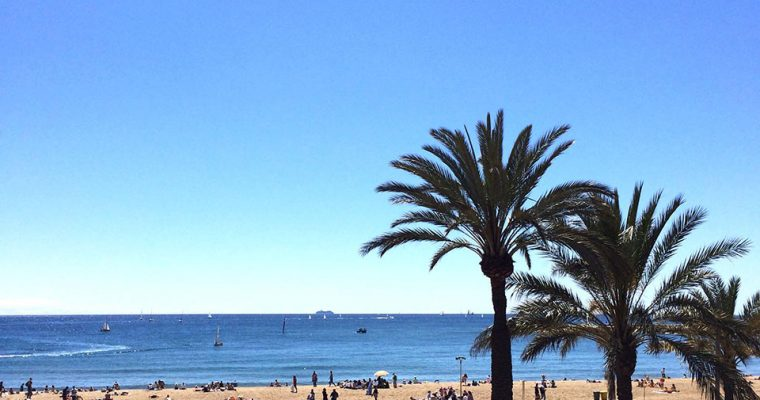 Un weekend découverte à Barcelone