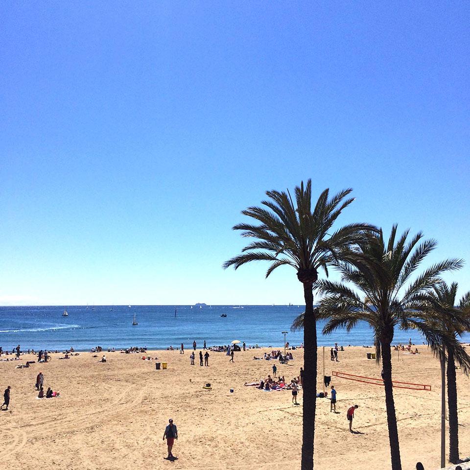 Un weekend découverte à Barcelone