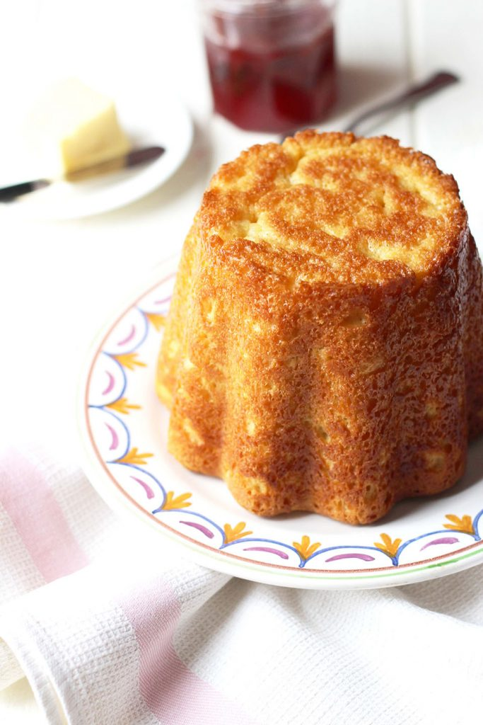 Gâteau battu 3