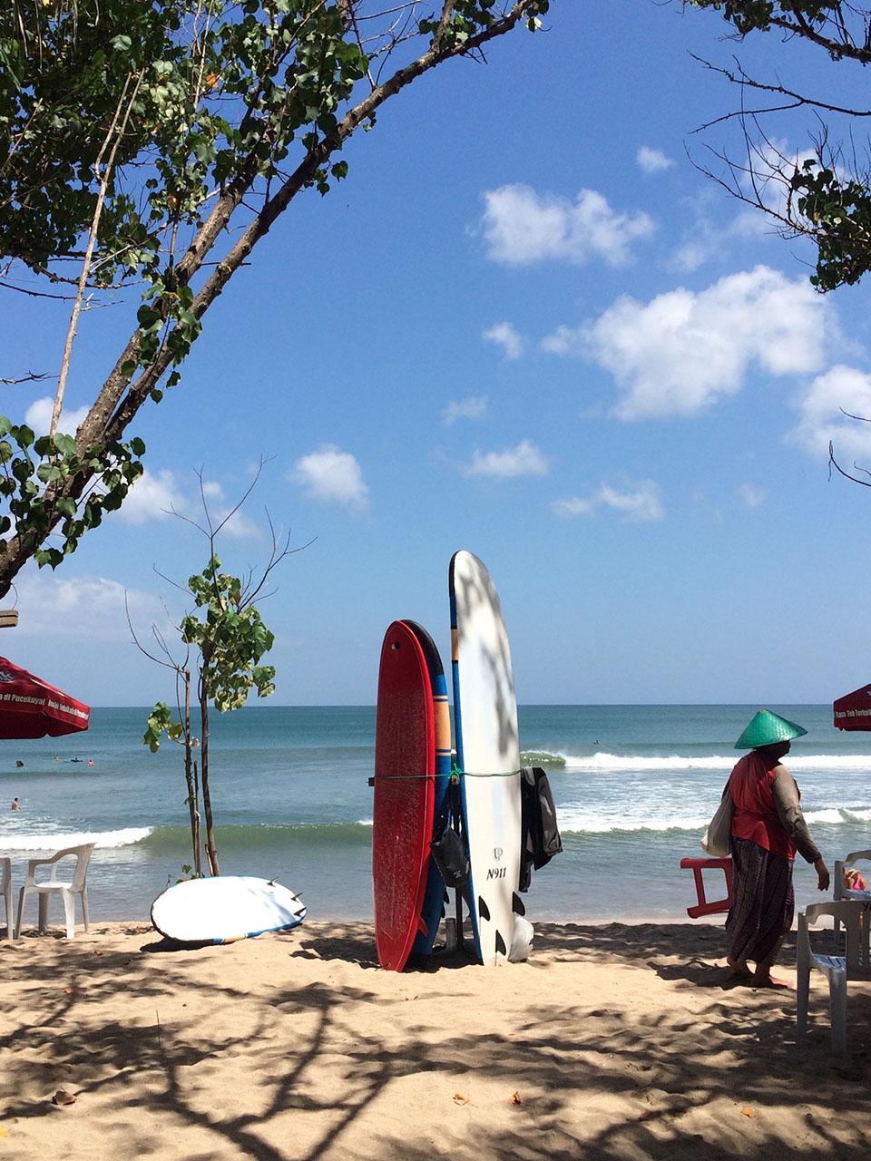Bali pour la touriste que j'étais