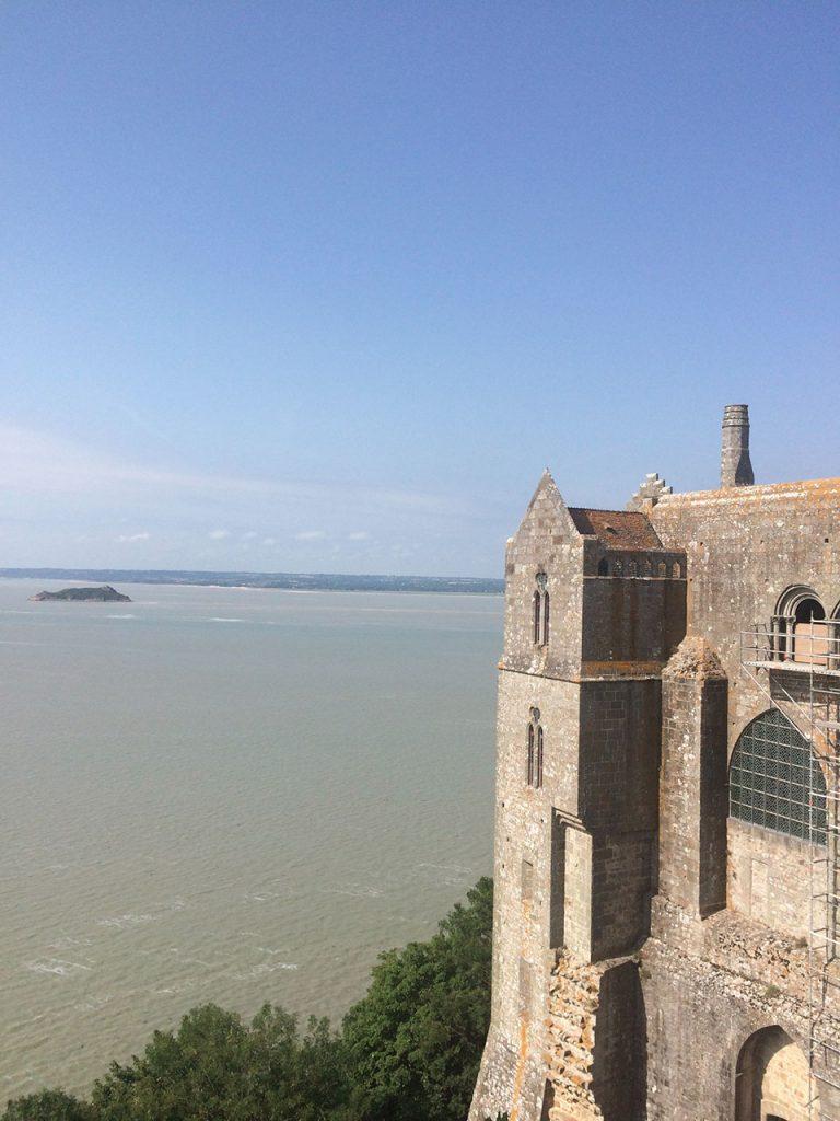 Escapade au Mont Saint Michel