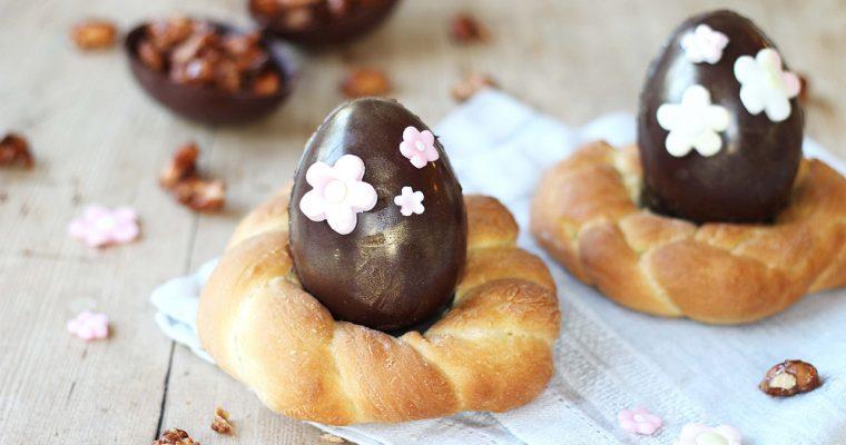 Oeufs de Pâques surprise