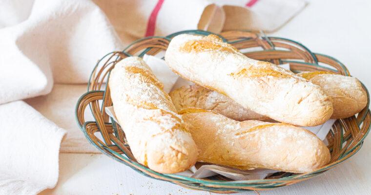 Petites baguettes tradition